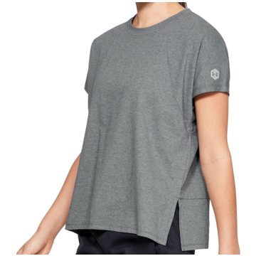 Under Armour UnterhemdenAthlete Recovery Tee Women grau
