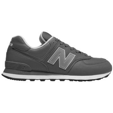 New Balance Sneaker Low574 D grau