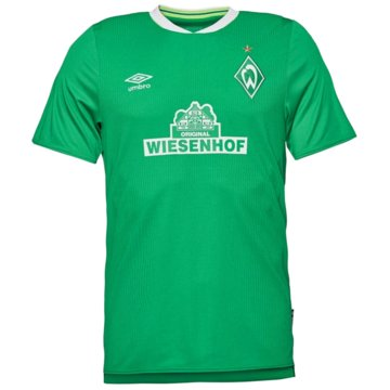 Umbro Fußballtrikots grün