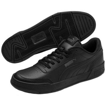 Puma Sneaker LowCaracal schwarz