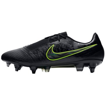Nike Stollen-SohlePhantom Venom Elite SG-Pro Anti-Clog Traction schwarz