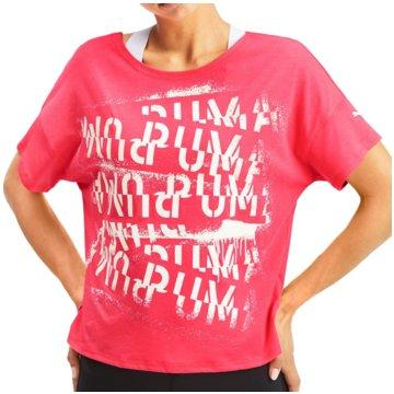 Puma T-ShirtsHit Feel It Tee Women pink