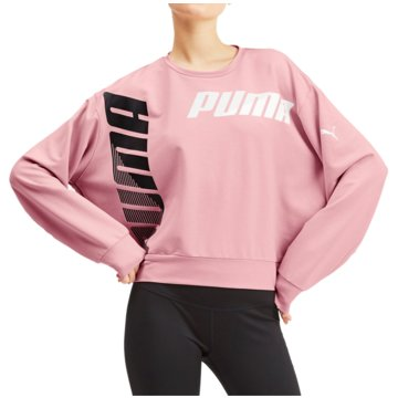 Puma SweatshirtsModern Sport Crew Sweat Women rosa