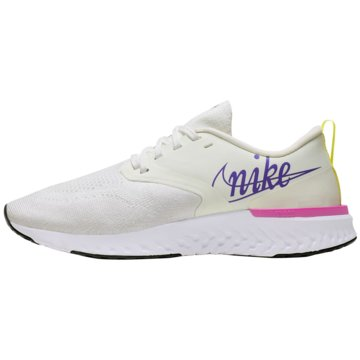 Nike RunningOdyssey React 2 Flyknit FK JDI Women weiß