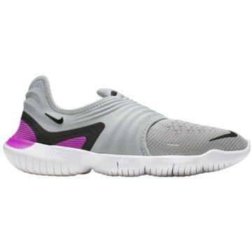 Nike RunningFree RN Flyknit 3.0 grau