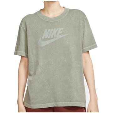 Nike T-ShirtsSportswear Rebel SS Top Women grün