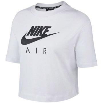Nike T-ShirtsAir SS Top Women weiß