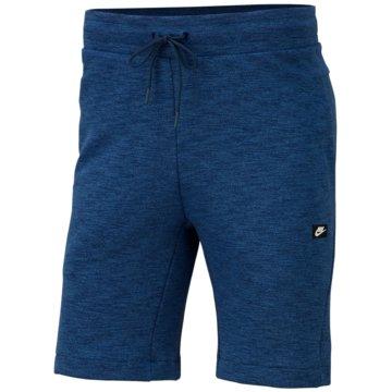 Nike kurze SporthosenSportswear Optic Short blau