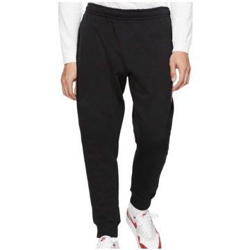 Nike JogginghosenM NSW JDI JGGR FLC BSTR - BV5099 schwarz