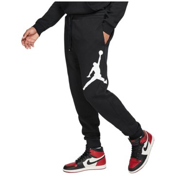 Nike TrainingshosenJumpman Logo Fleece Pant schwarz