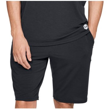 Under Armour SlipsAthlete Recovery Sleepwear Short schwarz