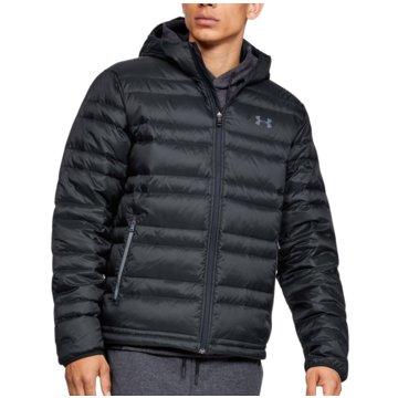 Under Armour TrainingsjackenStorm ColdGear Infrared Insulated Hooded Down Jacket schwarz