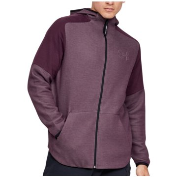 Under Armour SweatshirtsUnstoppable Move Light Hoodie FZ lila