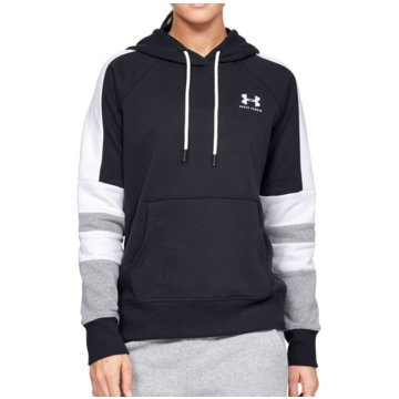 Under Armour HoodiesRival Fleece Novelty Hoodie Women schwarz