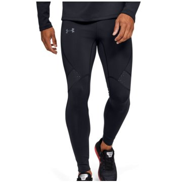 Under Armour TrainingshosenQualifier ColdGear Compression Tight schwarz