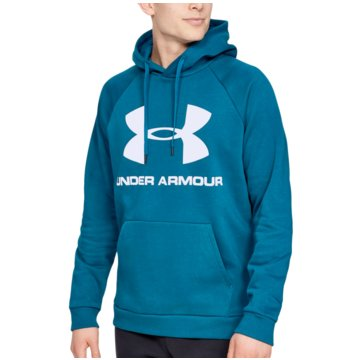 Under Armour Sweatshirts türkis