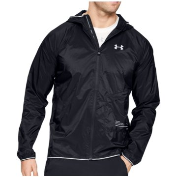Under Armour LaufjackenQualifier Storm Packable Jacket schwarz