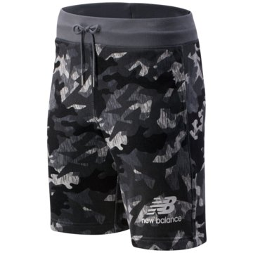 New Balance LaufshortsPrinted Essentials Stacked Logo Short sonstige