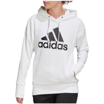 adidas HoodiesMust Haves Badge of Sport Over-head Hoodie Women weiß