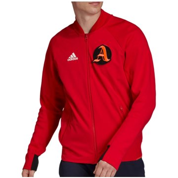 adidas TrainingsjackenVRCT Jacket rot