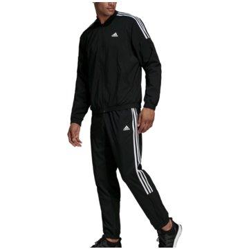 adidas TrainingsanzügeMTS WV LIGHT - DV2466 schwarz