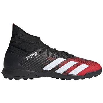 adidas Multinocken-SohlePredator 20.3 TF schwarz