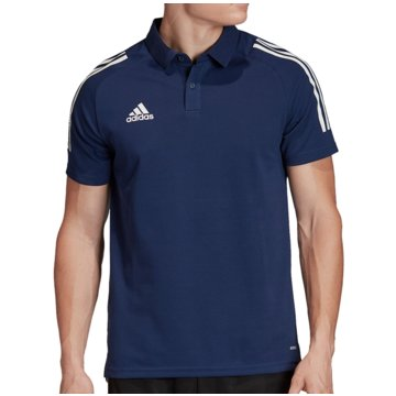 adidas PoloshirtsCONDIVO 20 POLOSHIRT - ED9245 blau