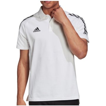 adidas PoloshirtsCONDIVO 20 POLOSHIRT - EA2517 weiß