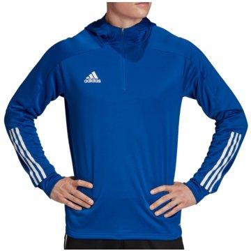 adidas HoodiesCondivo 20 Hooded Track Jacket blau