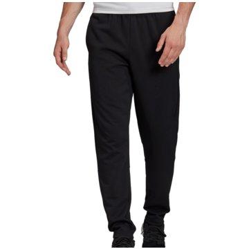 adidas TrainingshosenMust Haves Plain Pant schwarz