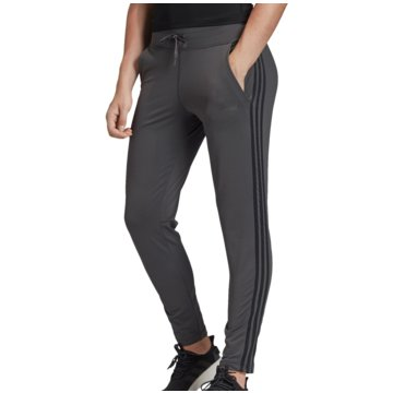 adidas TrainingshosenDesign2Move Climalite 3-Stripes Pant Women grau