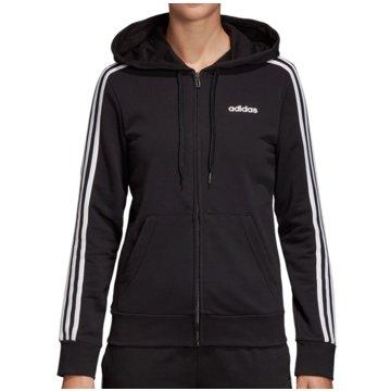 adidas HoodiesW E 3S FZ HD - DP2419 schwarz