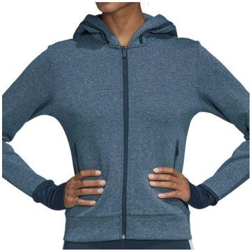 adidas HoodiesMust Haves Versatility Full-Zip Hoodie Women blau