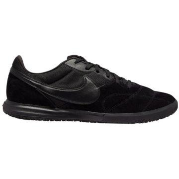 Nike Hallen-SohleThe Nike Premier II Sala schwarz