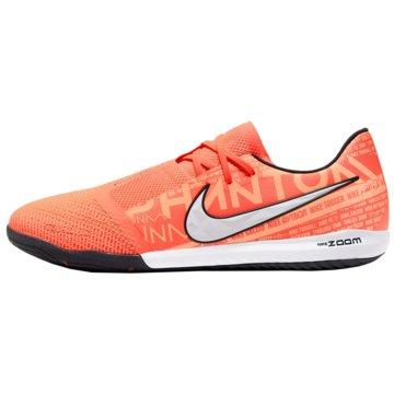 Nike Hallen-SohleZoom Phantom Venom Pro IC orange