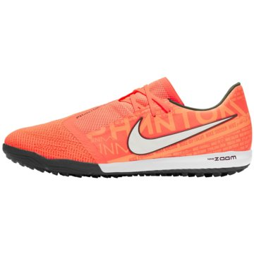Nike Multinocken-SohleZoom Phantom Venom Pro TF orange