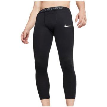 Nike TightsPro Compression 3/4 Tights schwarz