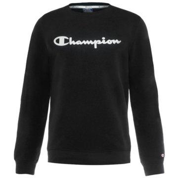 Champion SweatshirtsCrew Neck Logo Fleece Sweatshirt schwarz