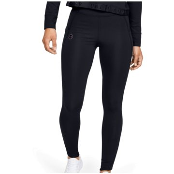 Under Armour Lange HosenColdGear Rush Compression Legging Women schwarz