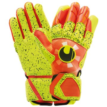 Uhlsport TorwarthandschuheDynamic Impulse Supergrip Reflex orange