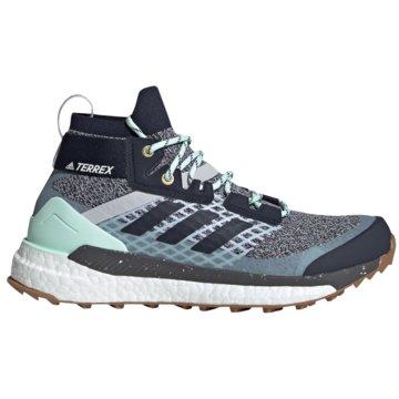 adidas Outdoor SchuhTerrex Free Hiker Boost Women blau