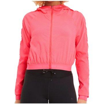 Puma ÜbergangsjackenBe Bold Woven Training Jacket Women pink