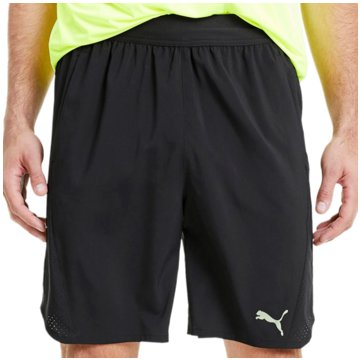 Puma kurze SporthosenPower Thermo R+ Vent Training Short schwarz