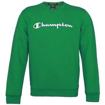 Champion SweatshirtsCrewneck Logo Sweatshirt grün