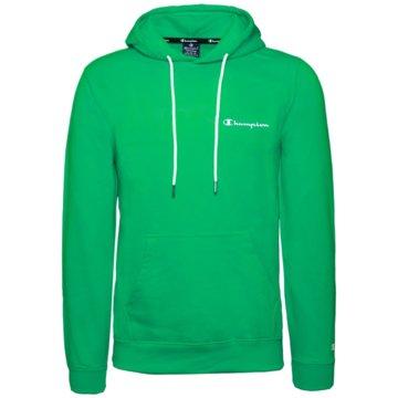 Champion HoodiesSweatshirt Hooded grün