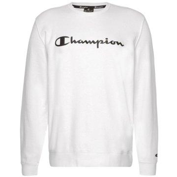 Champion SweatshirtsCREWNECK SWEATSHIRT - 214140S20 weiß