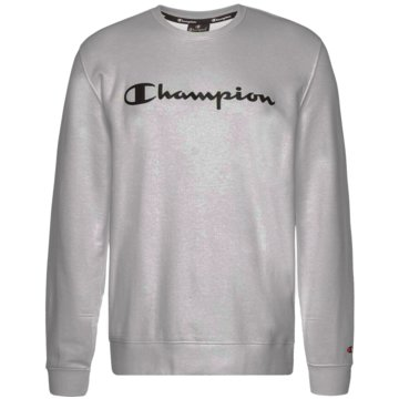 Champion SweatshirtsCrewneck Logo Sweatshirt grau