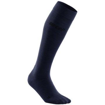 CEP KniestrümpfeAllday Recovery Compression Socks blau