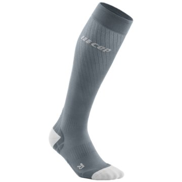 CEP KniestrümpfeRun Ultralight Compression Socks Women grau