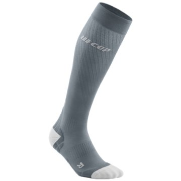 CEP KniestrümpfeRun Ultralight Compression Socks grau